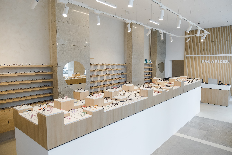 Polarizen showroom